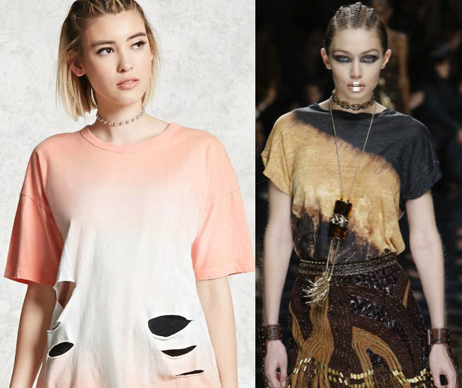 tee-shirt-trends-Ombre-color-design-fashion-style-fall-2017