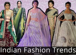 Indian-fashion-Trends-indian-designer-gowns-sarees-lehengas-winter-2017-2018