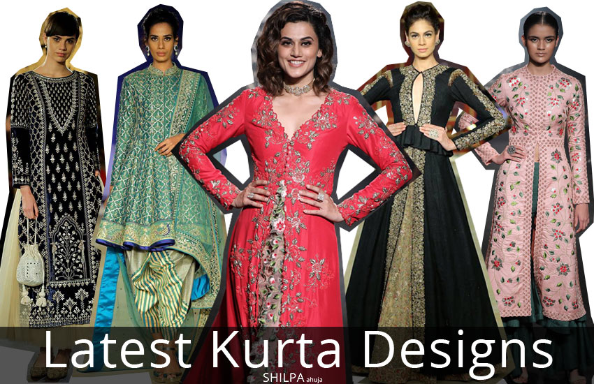 latest kurta designs for women stylish kurti trends for 2018