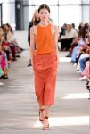 Tibi-Spring-Summer-2018-SS18-outfit (19)-contrast-top-skirt