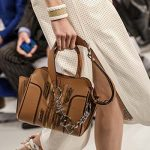 Tods-spring-summer-2018-SS18-collection-rtw (18)-brown-handbag