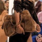 Tods-spring-summer-2018-SS18-collection-rtw (64)-choclate-brown-plain-bag