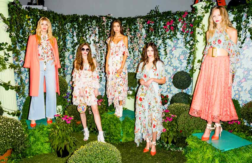 Alice + Olivia Spring alice-olivia-spring-summer-2018-ss18-rtw-collection-nature-feminist-chic