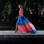 carolina-herrera-spring-summer-striped-slit-gown-best-instagram-fashion-photos