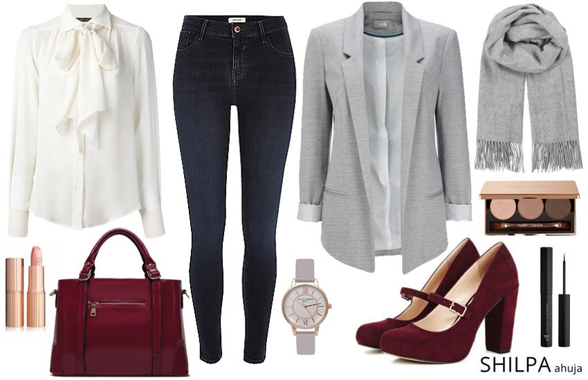 204b1821b46c Friday Dressing: 6 Fall Casual Friday Outfit Ideas for Work