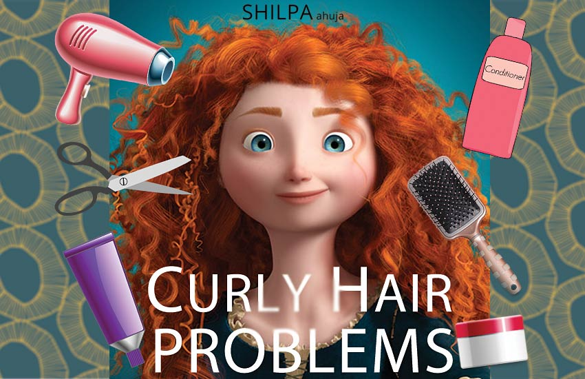 curly-hair-care-routine-tips-curly-hair-struggles-funny-guide