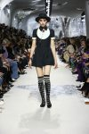 dior-spring-summer-2018-collection-ss18 (2)-black-dress-sock-boots-hat
