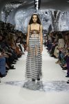 dior-spring-summer-2018-collection-ss18 (9)-sheer-skirt-stripe-strappy