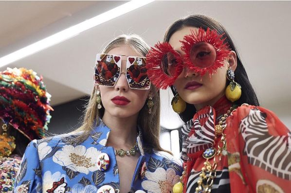 dolce & gabbana spring 2018 ss18-womens-rtw-collection-eyewear