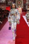 dolce-and-gabbana-spring-summer-2018-ss18-rtw (15)-cupid-printed-blouse-leggings