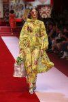 dolce-and-gabbana-spring-summer-2018-ss18-rtw (37)-yellow-chiffon-dress