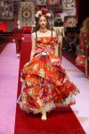 dolce-and-gabbana-spring-summer-2018-ss18-rtw (50)-orange-one-shoulder-gown