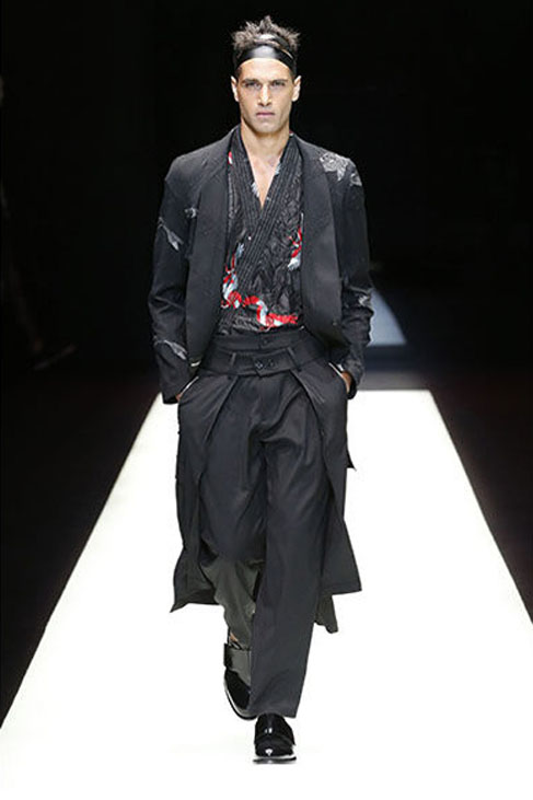 emporio-armani-spring-summer-2018-ss18-rtw (23)-asian-inspired-outfit
