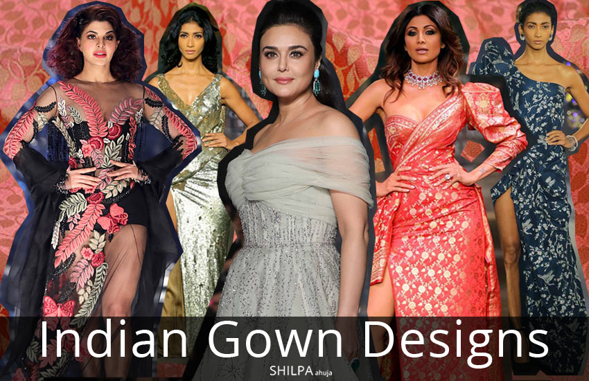 latest indian gown designs to try for 2018 shilpaahuja com