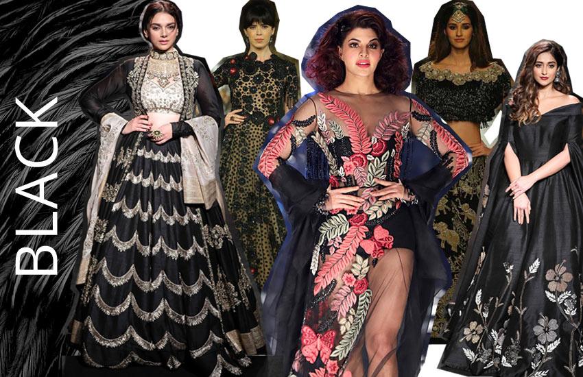lehenga-color-in-fashion-trend-black-fall-winter-2017-2018