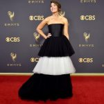 mandy-moore-carolina-herrera-layered-gown-strapless-emmys-2017-outfits