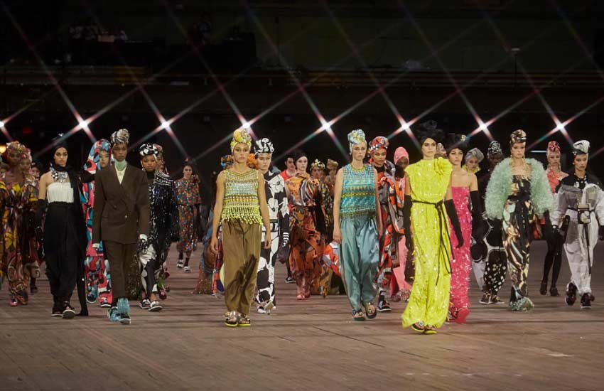 Marc Jacobs Spring summer 2018 ready-to-wear-ss18-rtw-collection-fashion-show