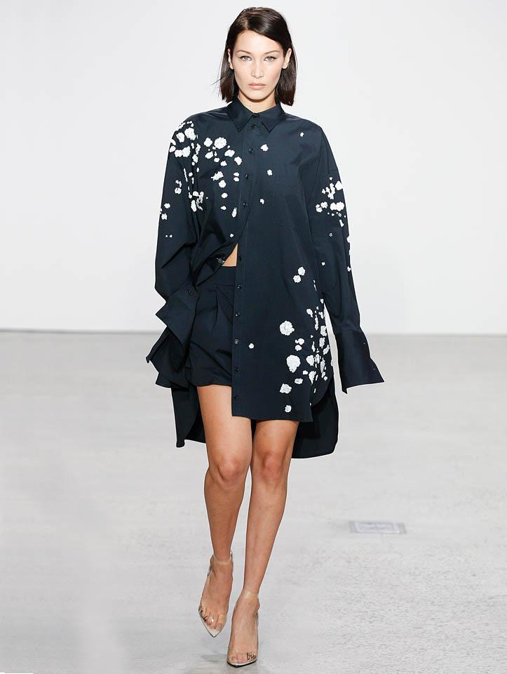 oscar-de-la-renta-spring-summer-2018-ss18-collection-rtw (4)-shirt-miniskirt