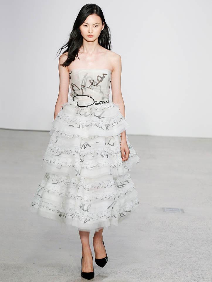 oscar de la renta top fashion brands