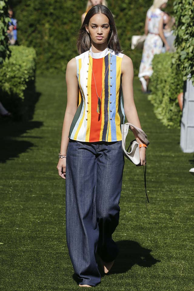 tory-burch-spring-summer-2018-ss18-rtw-collection (17)-baggy-jeans