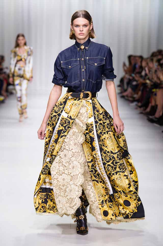 versace-spring-summer-2018-ss18-rtw (16)-denim-shirt-look