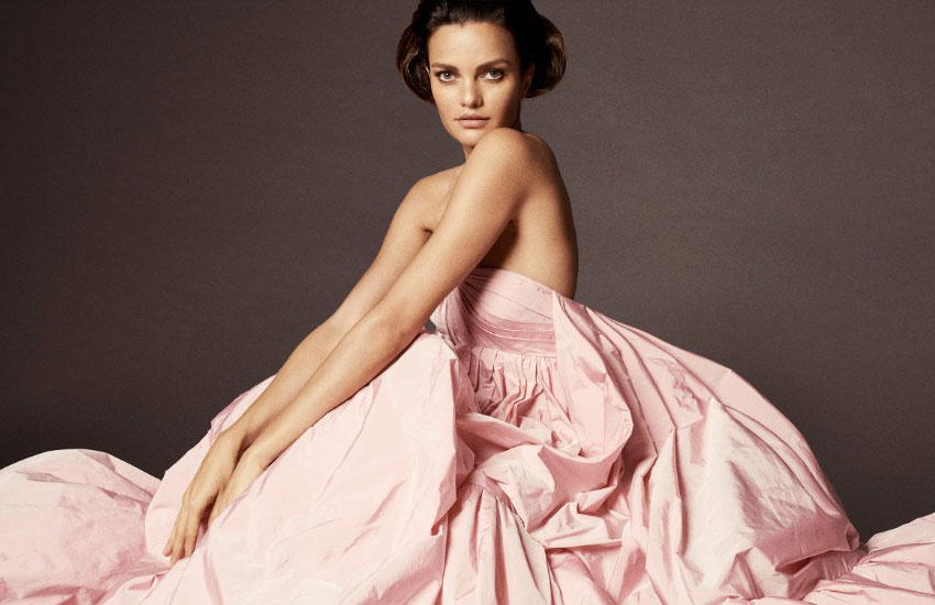 Zac Posen Spring zac-posen-spring-summer-2018-ss18-rtw-collection-pink-gown