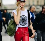 best-fashion-week-street-style-looks (28)-red-leather-pants