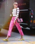 best-fashion-week-street-style-looks (4)-helena-bordon-pink-trousers