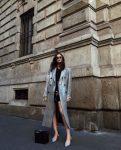 best-fashion-week-street-style-looks (7)-eleonora-carisi-metallic-jacket-street-style-outfit