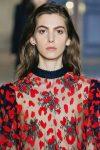 designer-Givenchy-SS18-spring-summer-2018-fashion-week-nude-lips-makeup