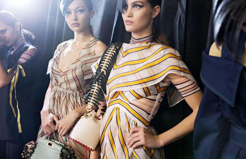 designer-Fendi Backstage Images-spring-summer-2018-ready-to-wear-collection-fashion-week