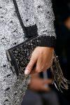embellished-black-clutch-fringed-balmain-latest-trends
