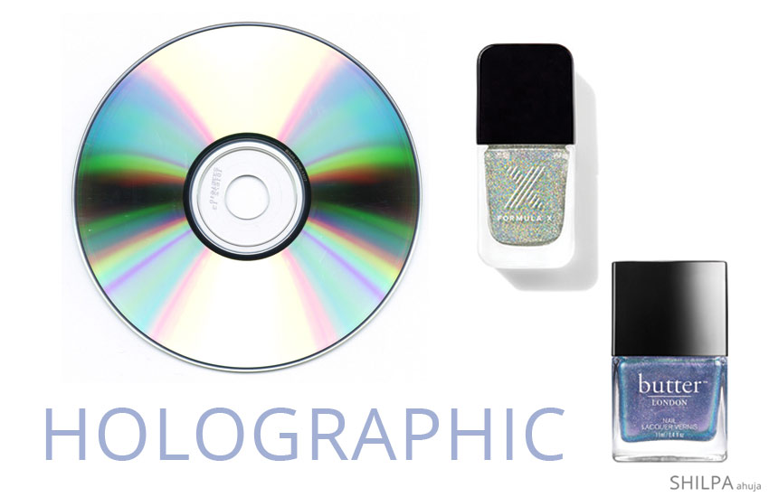 holographic-nail-polish-trend-fall-nail-colors-iridiscent nail-shades