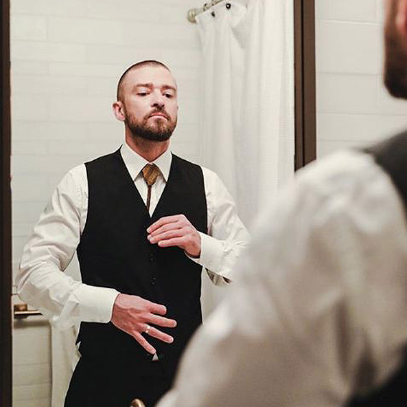 latest-mens-grooming-trends-buzz-cut-trimmed-beard-justin-timberlake