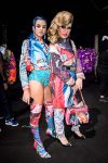 moschino-spring-summer-2018-ss18-rtw-backstage-pics (63)-blue-hair