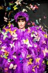 moschino-spring-summer-2018-ss18-rtw-backstage-pics (9)-butterfly-dress