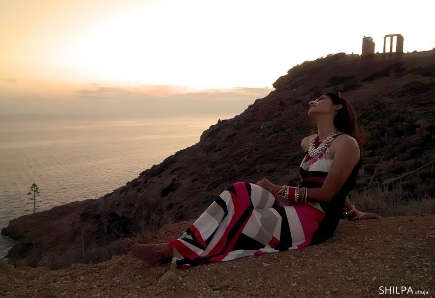 shilpa-ahuja-best-honeymoon-destinations-greece-spots-places-trip-travel