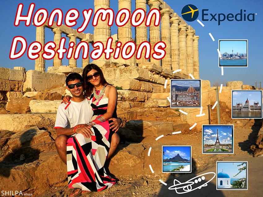 Top 10 Honeymoon Destinations honeymoon-ideas