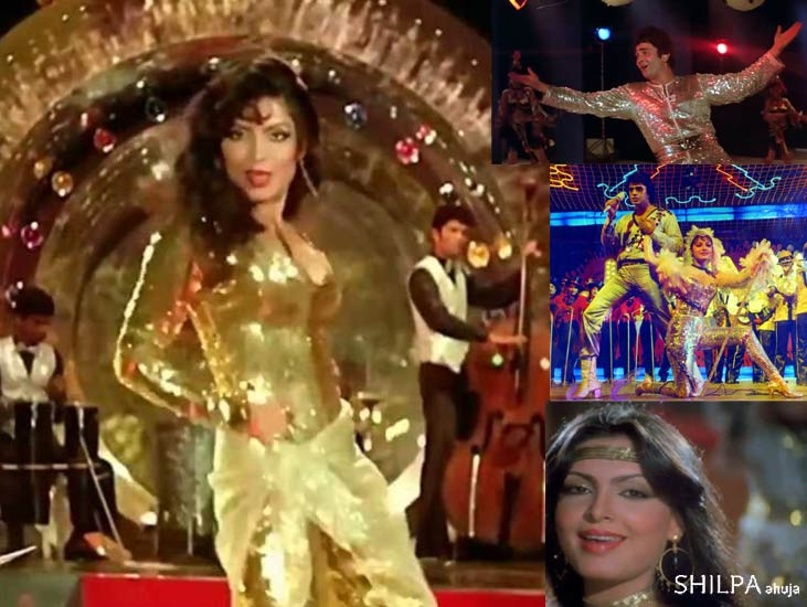 1980s-early-80s-bollywood-fashion-glitter-outfits-sri-devi-costume-rishi-kapoor