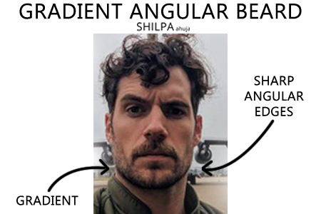 best-mens-hair-beards-grooming-trends (2)-mens-curly-hair-look-gradient-sharp-beard-henry-cavill