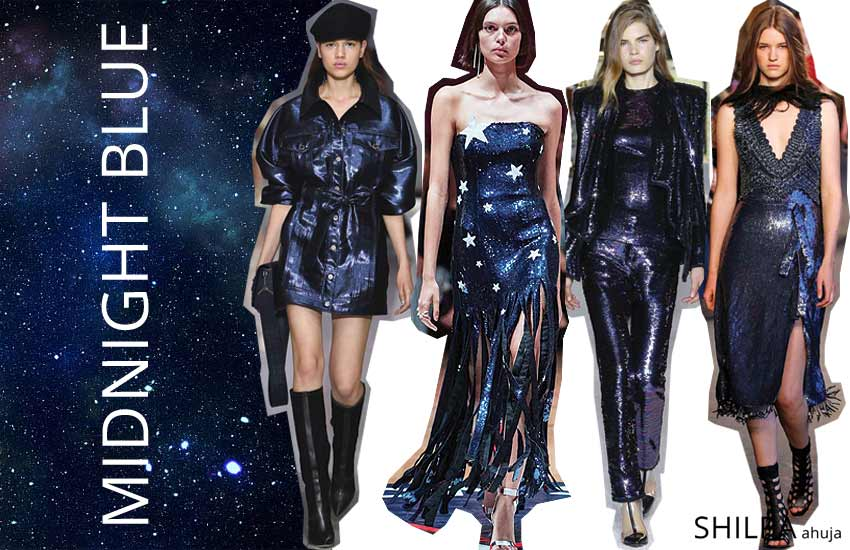 best-popular-spring-fashion-week-colors-ss18-metallic-midnight-blue