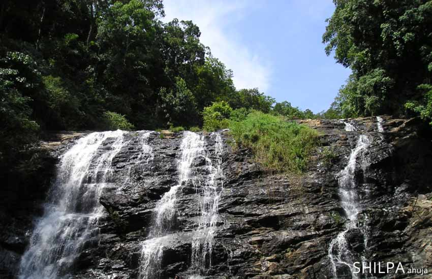 best-south-india-vacation-spots-sightseeing-places-karrnataka-coorg-abbey-falls