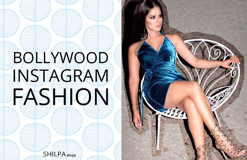Bollywood Fashion Instagram bollywood-instagram-fashion-sunny-leone-style-trendy
