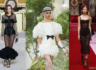 dress-trends-spring-summer-2018-ss18-balmain-chanel-dolce-gabbana-mesh-sheer