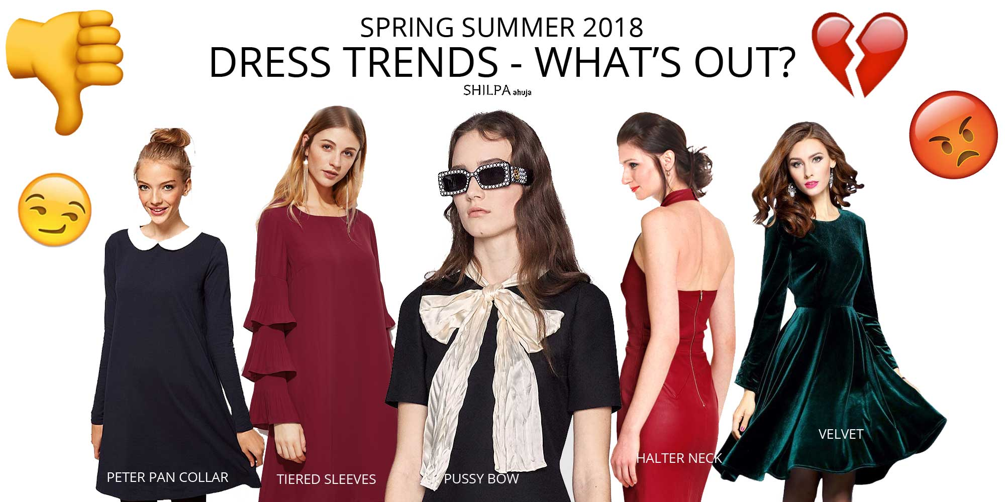 dress-trends-spring-summer-2018-ss18-out-of-fashion 2018 dress trends