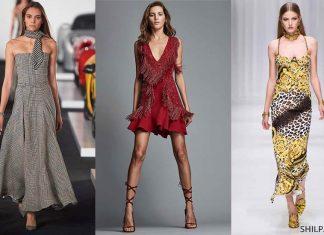 dress-trends-spring-summer-2018-ss18-ralph-lauren-zuhair-murad-versace-scarf-detail-fringes