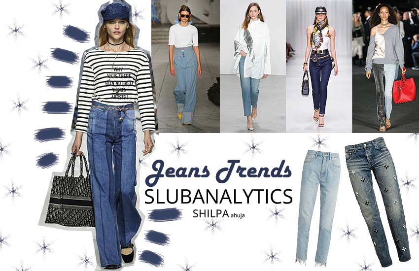 Jeans trends analysis latest-denim-jean-styles-runway-spring-2018-ss18
