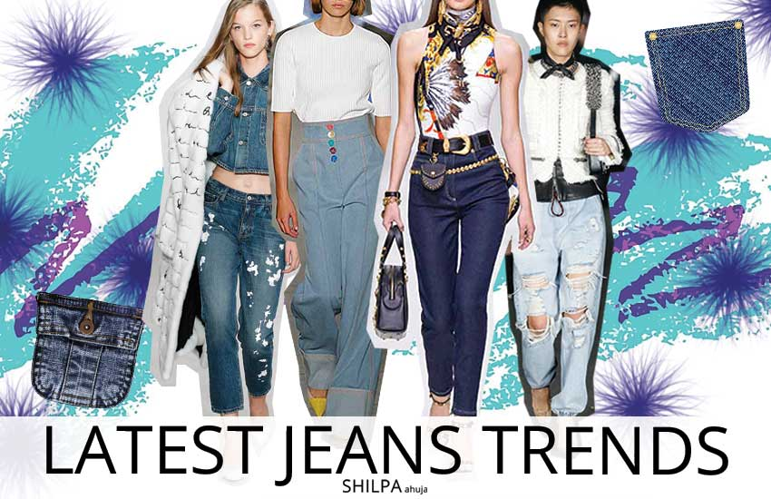5fa95496bc Latest Jeans Trends  Update Your Wardrobe for the Upcoming Season!