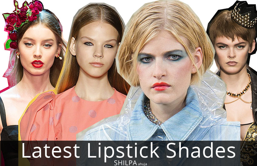 Latest Lipstick Shades-trends-lip-colors--runway-collections-spring-summer-2017-2018-SS18
