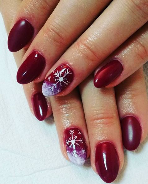 latest-snow-nail-art-designs-wedding-nail-ideas-ombre-gradient-snowflake